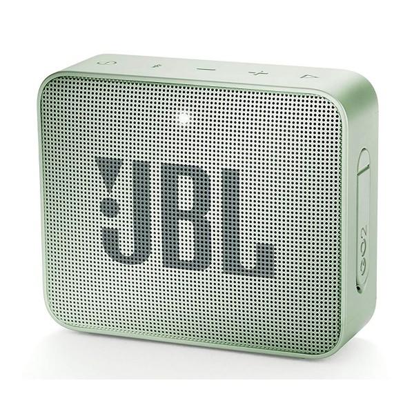 Jbl go2 mint altavoz inalámbrico portátil 3w rms bluetooth aux micrófono manos libres impermeable ipx7
