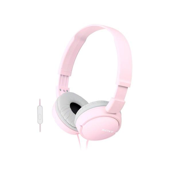 Sony mdrzx110ap auriculares hifi manos libres rosa