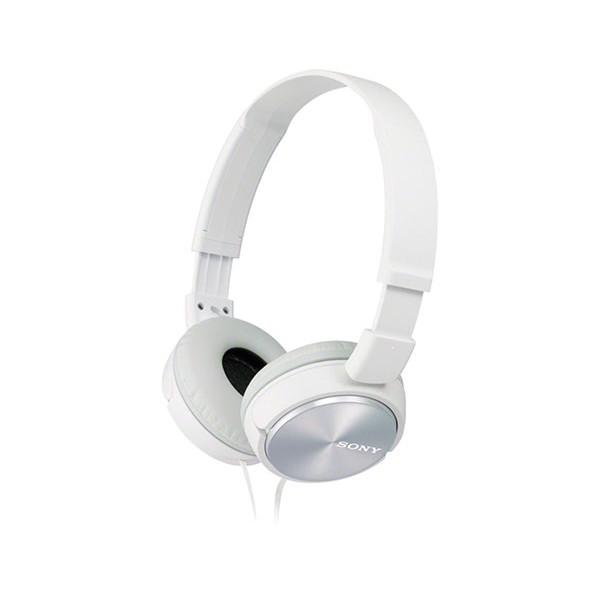 Sony mdrzx310apw blanco auriculares de diadema