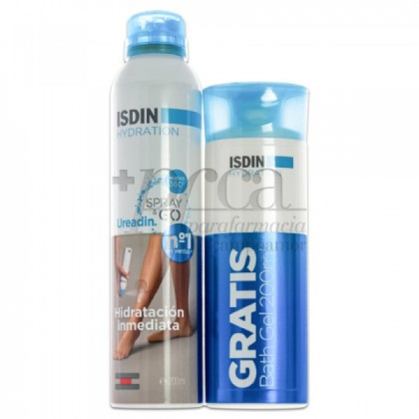 UREADIN SPRAY GO 200ML + GEL BAÑO 200ML PROMO
