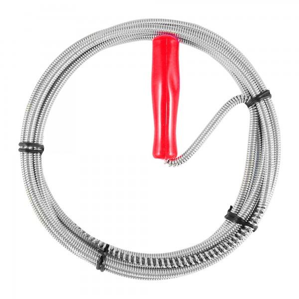 Desatascador espiral artic  1,5 m. 5 mm.