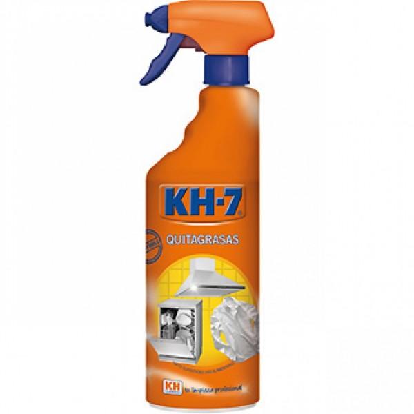 Kh-7 quitagrasas spray 650 ml