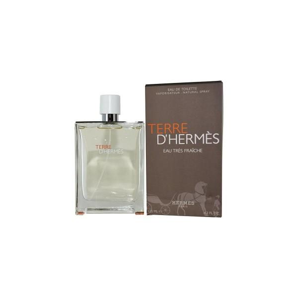 Hermes terre d'hermes eau tres fraiche pour homme 125ml vaporizador