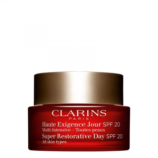Clarins multi intensive exgel crema piel seca spf20 50ml
