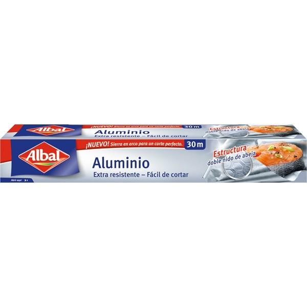 Albal Papel de Aluminio  30 m