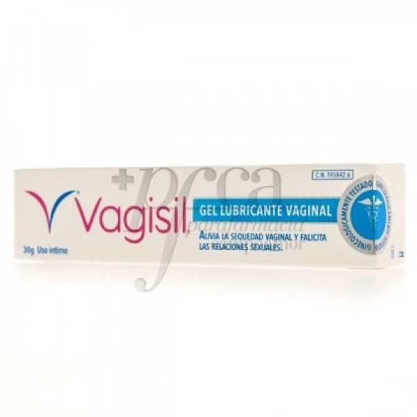 VAGINESIL GEL HIDRATANTE VAGINAL 30 G