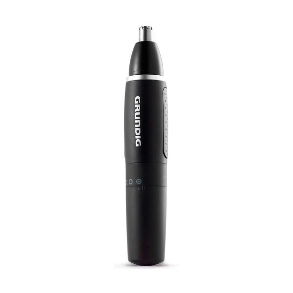 Grundig mt 5810 negro plata depiladora de precisión con batería aa