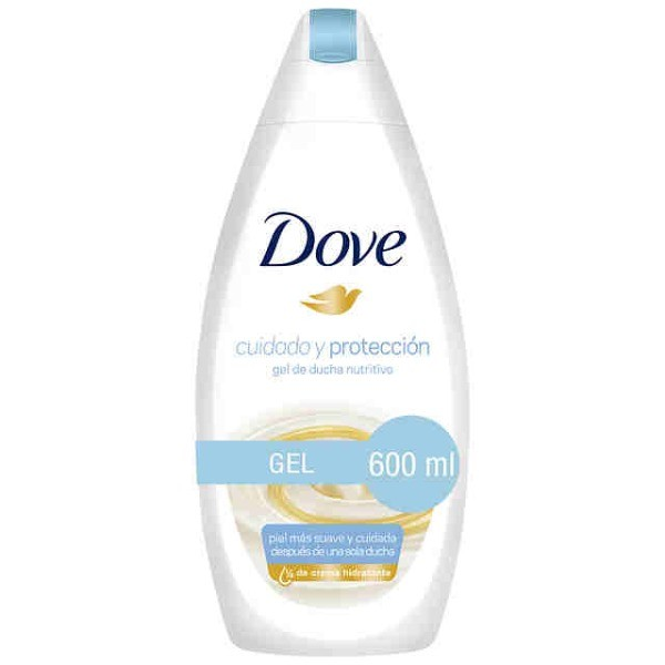 Dove gel de ducha Piel muy Seca 600 ml