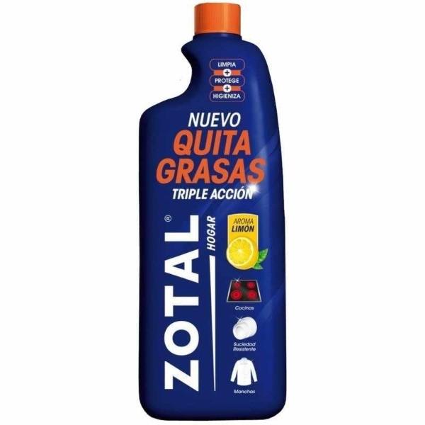 Zotal quitagrasas Recambio 750 ml
