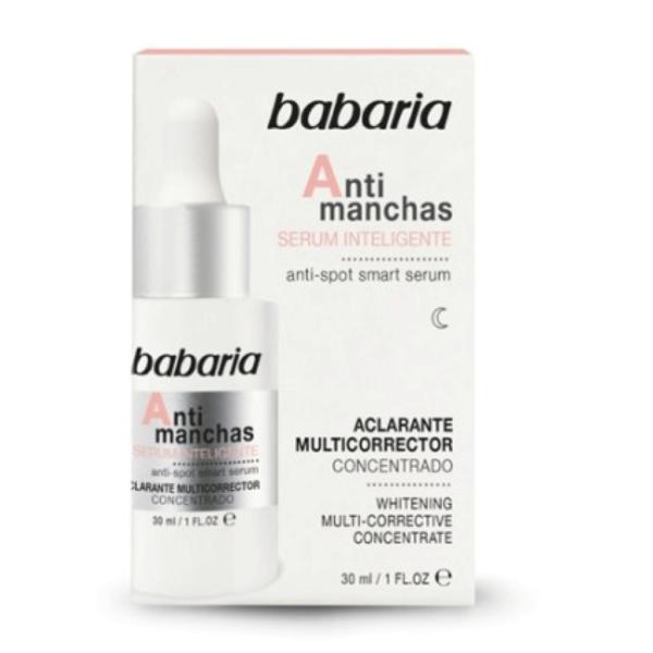 Babaria cara serum anti-manchas 30ml