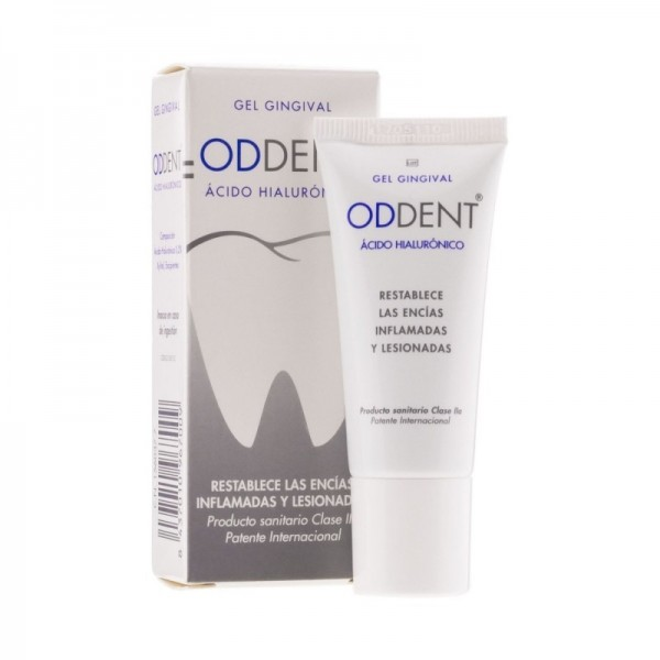 ODDENT A HIALURONICO GEL GINGIVAL 20 ML