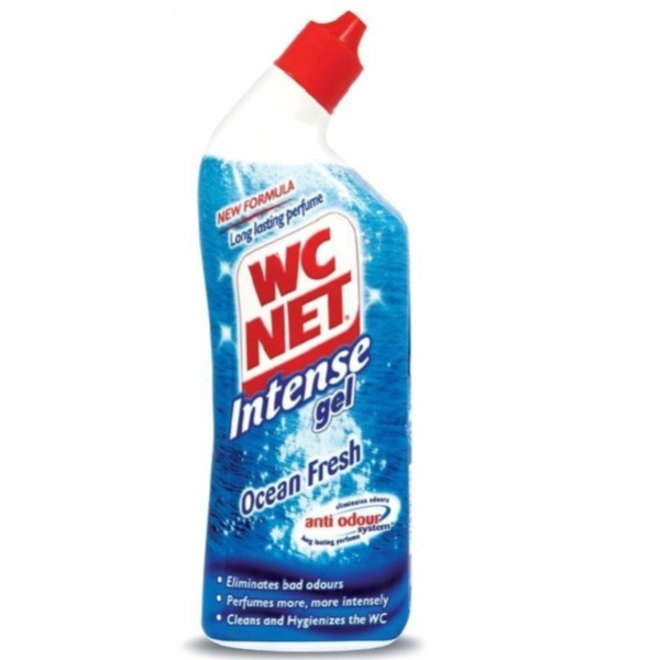 WC NET Higienizante Ocean Fresh 750 ml