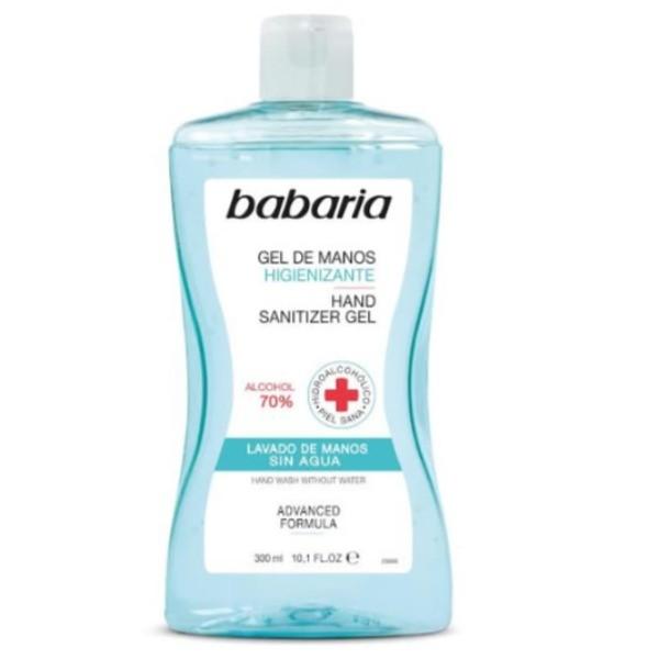 Babaria gel higienizante manos 300 ml