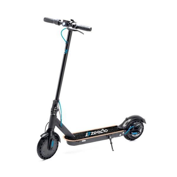 Zeeclo geminis m100 6,2a negro patinete eléctrico 25km/h 25km de autonomía con diseño plegable