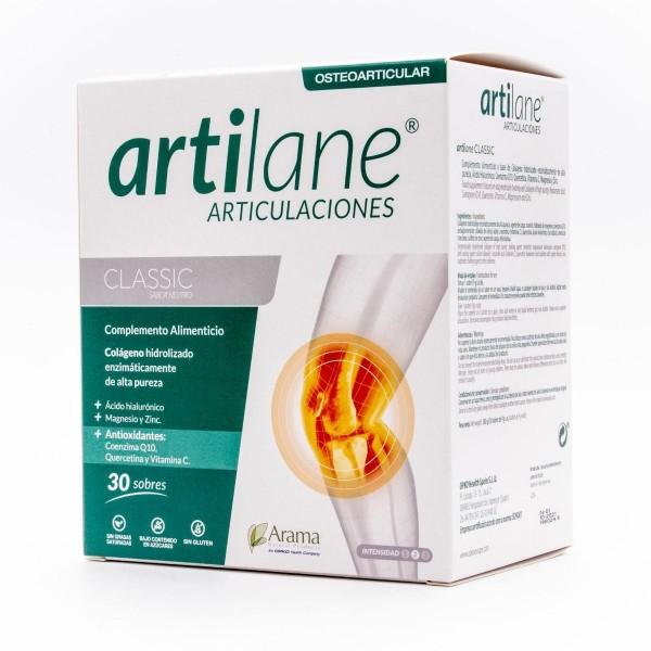 Artilane Classic 30 sobres Sabor Neutro