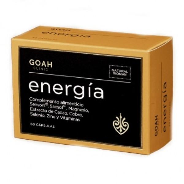 GOAH ENERGIA 60 CAPS