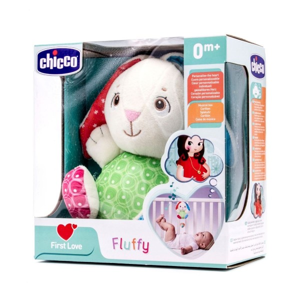CHICCO FLUFFY TOM EL CARILLON 0M+