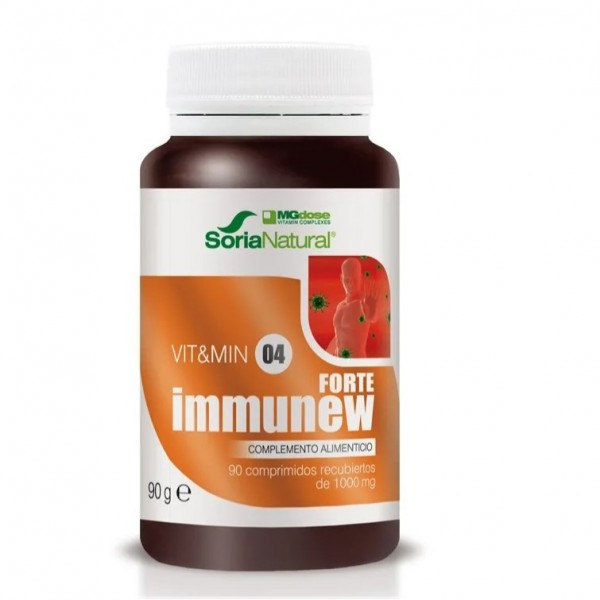 IMMUNEW FORTE VIT Y MIN 4 90 COMPS R59504