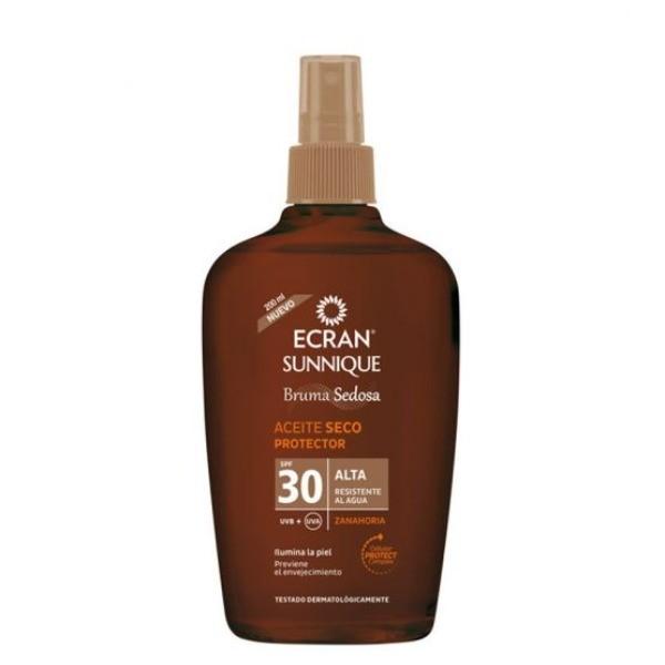 Ecran Sunnique aceite protector SPF30 100 ml