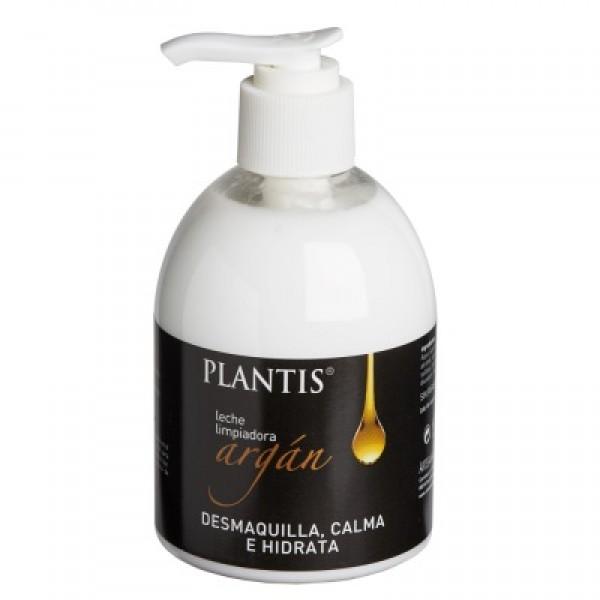 Leche limpiadora argan plantis 250ml