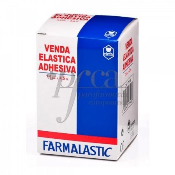 VENDA FARMALASTIC ADHESIVA 4,5X7,5