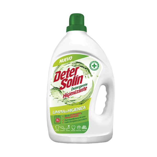 Detersolin detergente higienizante 2L
