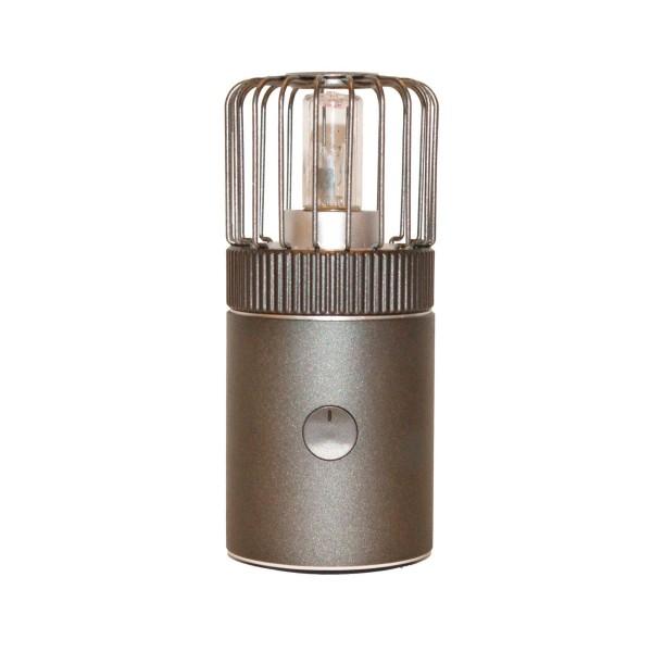 Goozono mini lámpara uva+ozono 5m 3w portátil recargable por usb
